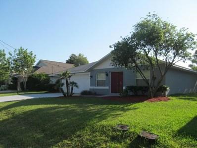 34 Columbia Lane, Palm Coast, FL 32137 - MLS#: 245101