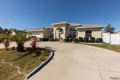 64 Faircastle Lane, Palm Coast, FL 32137 - MLS#: 245171