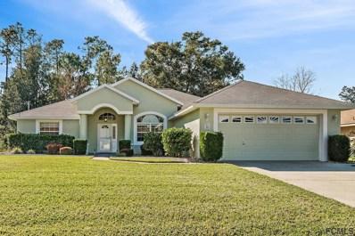 30 Fountain Gate Lane, Palm Coast, FL 32137 - MLS#: 245201