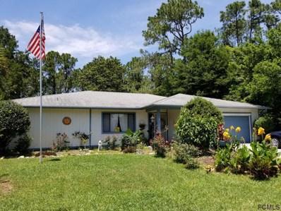 92 Foster Lane, Palm Coast, FL 32137 - MLS#: 245368