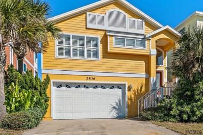 2836 S Ocean Shore Blvd, Flagler Beach, FL 32136 - MLS#: 245397