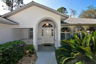 58 Folcroft Lane, Palm Coast, FL 32137 - MLS#: 245398