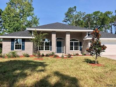 14 Farnell Lane, Palm Coast, FL 32137 - MLS#: 245514