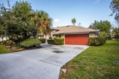 41 Westgate Lane, Palm Coast, FL 32164 - #: 245907
