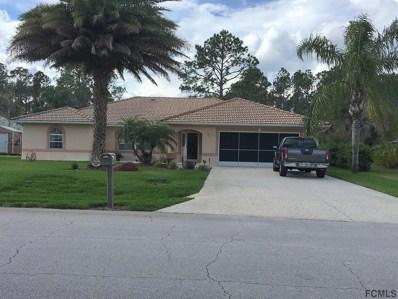 41 Prairie Lane, Palm Coast, FL 32164 - MLS#: 245913