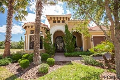 17 Oak View Circle E, Palm Coast, FL 32137 - MLS#: 246089
