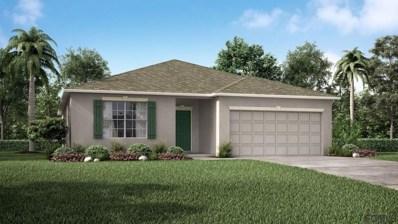 13 Zircon Ct, Palm Coast, FL 32164 - MLS#: 246232
