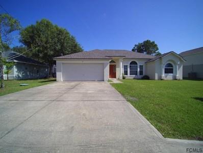 55 Burnell Dr, Palm Coast, FL 32137 - MLS#: 246428