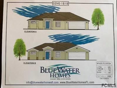 40 Burroughs Drive, Palm Coast, FL 32137 - MLS#: 246485