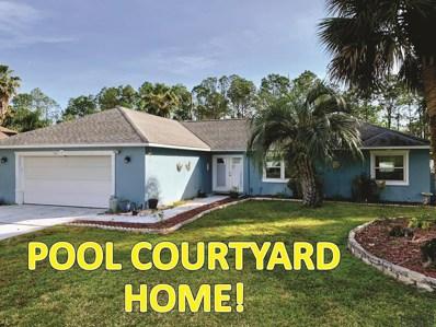5 Zodiacal Place, Palm Coast, FL 32164 - MLS#: 246490