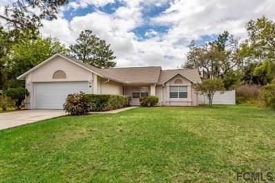 29 Ferber Lane, Palm Coast, FL 32137 - MLS#: 246976