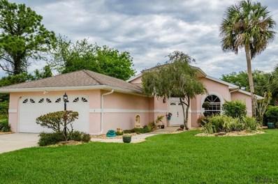4 Corona Court, Palm Coast, FL 32137 - MLS#: 247155