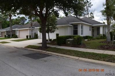 5 Crossbar Way, Palm Coast, FL 32137 - #: 247207