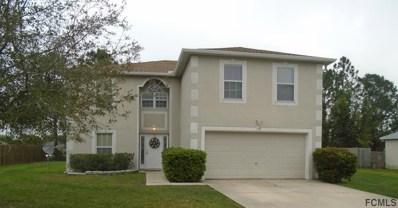 28 Lamour Ln, Palm Coast, FL 32137 - MLS#: 247668