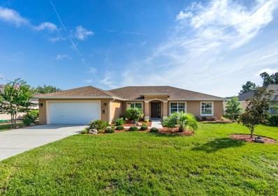 30 Bud Field Drive, Palm Coast, FL 32137 - MLS#: 248996