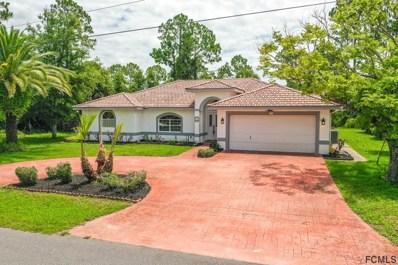 72 Bud Hollow Drive, Palm Coast, FL 32137 - MLS#: 249060