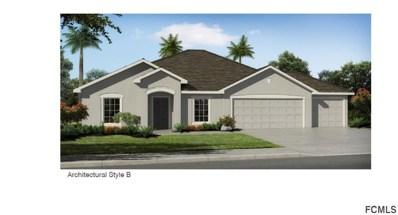 44 Potterville Lane, Palm Coast, FL 32164 - MLS#: 252619