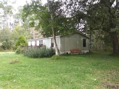 1667 Honeytree Street, Bunnell, FL 32110 - MLS#: 252853