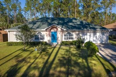 19 Pony Lane, Palm Coast, FL 32164 - MLS#: 253121