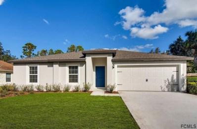 13 Poindexter Lane, Palm Coast, FL 32164 - MLS#: 253494