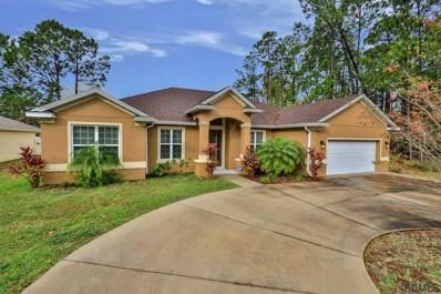 8 Potterville Lane, Palm Coast, FL 32164 - MLS#: 253536