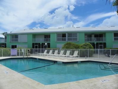 9824 Mariners Avenue UNIT 110, Key Largo, FL 33037 - #: 581537