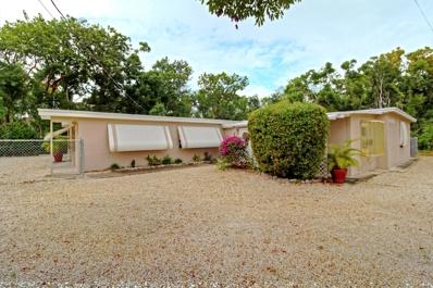 17 Pompano Avenue, Key Largo, FL 33037 - #: 582924