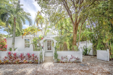 1214 Seminary Street, Key West, FL 33040 - #: 583294