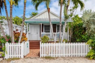 1121 Packer Street, Key West, FL 33040 - #: 584141