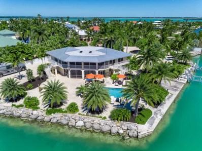 17138 W Dolphin Street, Sugarloaf Key, FL 33042 - #: 584731