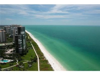 4601 Gulf Shore Blvd N UNIT PH4, Naples, FL 34103 - MLS#: 215003096