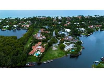 3300 Green Dolphin Ln, Naples, FL 34102 - MLS#: 216011338