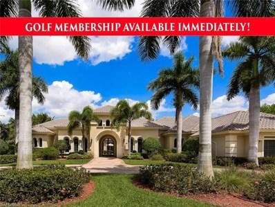 14919 Celle Way, Naples, FL 34110 - MLS#: 216021672