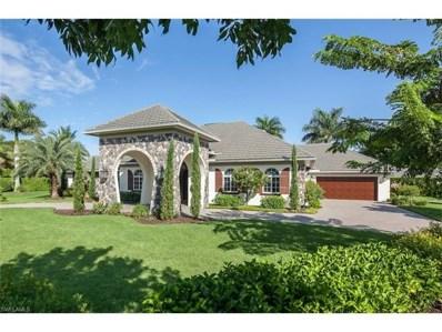 725 Ketch Dr, Naples, FL 34103 - MLS#: 216054722