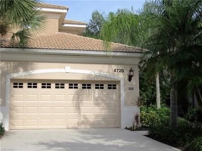4720 Shinnecock Hills Ct UNIT 202, Naples, FL 34112 - MLS#: 216067003