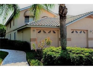 9022 Michael Cir UNIT #1, Naples, FL 34113 - MLS#: 217005733