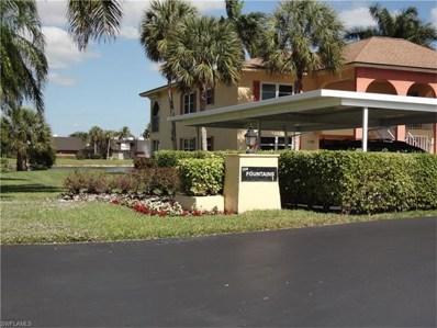372 Charlemagne Blvd W UNIT B103, Naples, FL 34112 - MLS#: 217009366