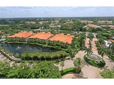6519 Crown Colony Pl UNIT 2-102, Naples, FL 34108 - MLS#: 217010023