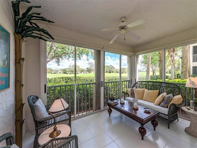 106 Tuscana Ct UNIT 703, Naples, FL 34119 - MLS#: 217016897