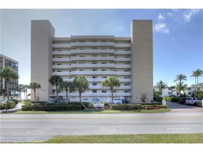 10525 Gulf Shore Dr UNIT 262, Naples, FL 34108 - MLS#: 217018582