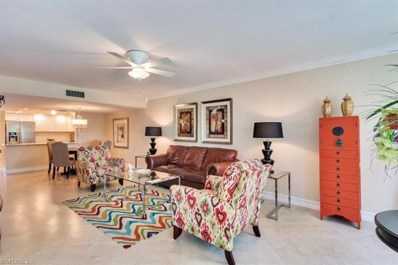4200 Belair Ln UNIT 112, Naples, FL 34103 - MLS#: 217020297