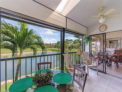 508 Veranda Way UNIT C205, Naples, FL 34104 - MLS#: 217024205