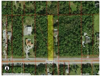 4371 Pine Ridge Rd, Naples, FL 34119 - MLS#: 217027749