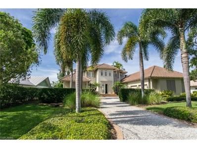 524 Turtle Hatch Rd, Naples, FL 34103 - MLS#: 217038442