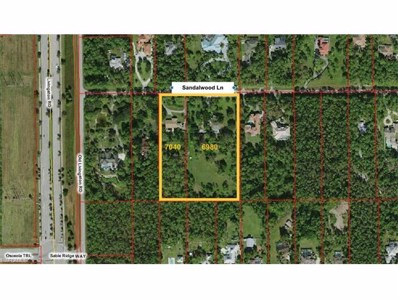 Sandalwood Ln, Naples, FL  - MLS#: 217039891