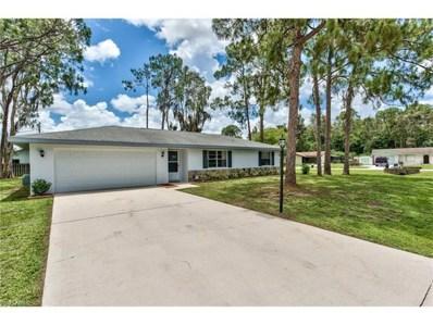 18685 Sarasota Rd, Fort Myers, FL 33967 - MLS#: 217042409