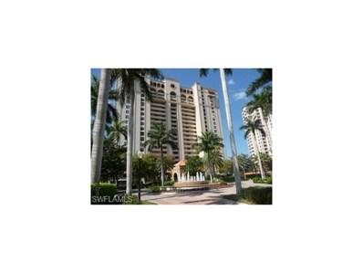 6585 Nicholas Blvd UNIT 401, Naples, FL 34108 - MLS#: 217042925