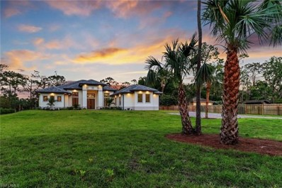 2806 Golden Gate Blvd W, Naples, FL 34120 - MLS#: 217046533