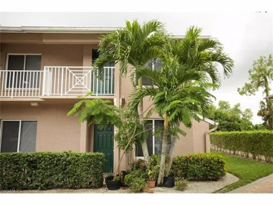5470 16th Pl SW UNIT 111, Naples, FL 34116 - MLS#: 217053600