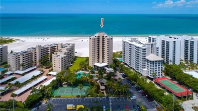 6640 Estero Blvd UNIT 703, Fort Myers Beach, FL 33931 - MLS#: 217054025